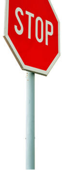 Stop Sign Ready Trans