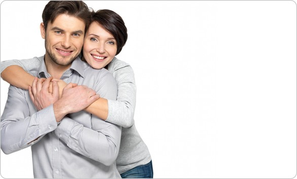 Happy Couple Personal Loans Blank
