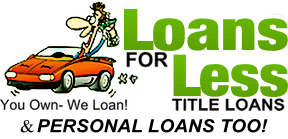 Title Loans, Personal Loans, Auto Equity Loans & More | Salt Lake City & Odgen, UT | Loans For Less